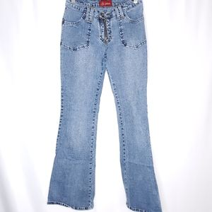 UB Jeans boot cut Jeans